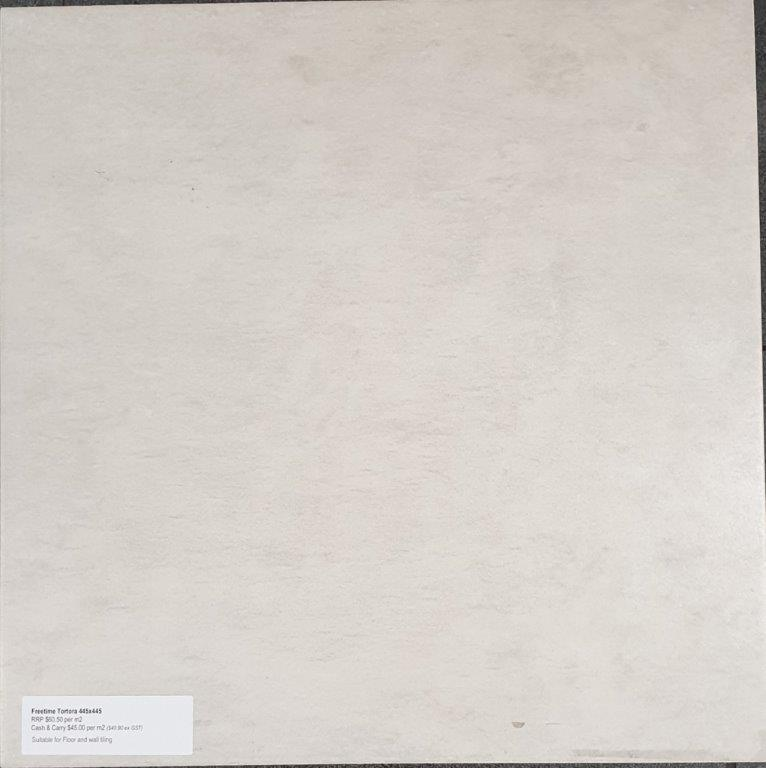 Freetime Tortora (Matt Finish)  445×445 | Glazed Porcelain Non Rectified